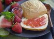 Erdbeer-Wassermelonen-Marmelade | Toastenstein