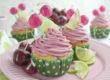 Kirsch-Limetten-Cupcakes – Süßer Sommer! | Toastenstein