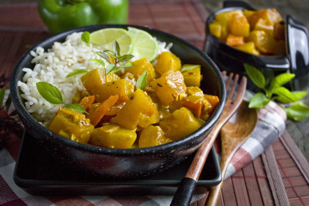 Fruchtig! Melonenschalen-Curry [Frankenfood]   Toastenstein