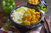 Fruchtig! Melonenschalen-Curry [Frankenfood]