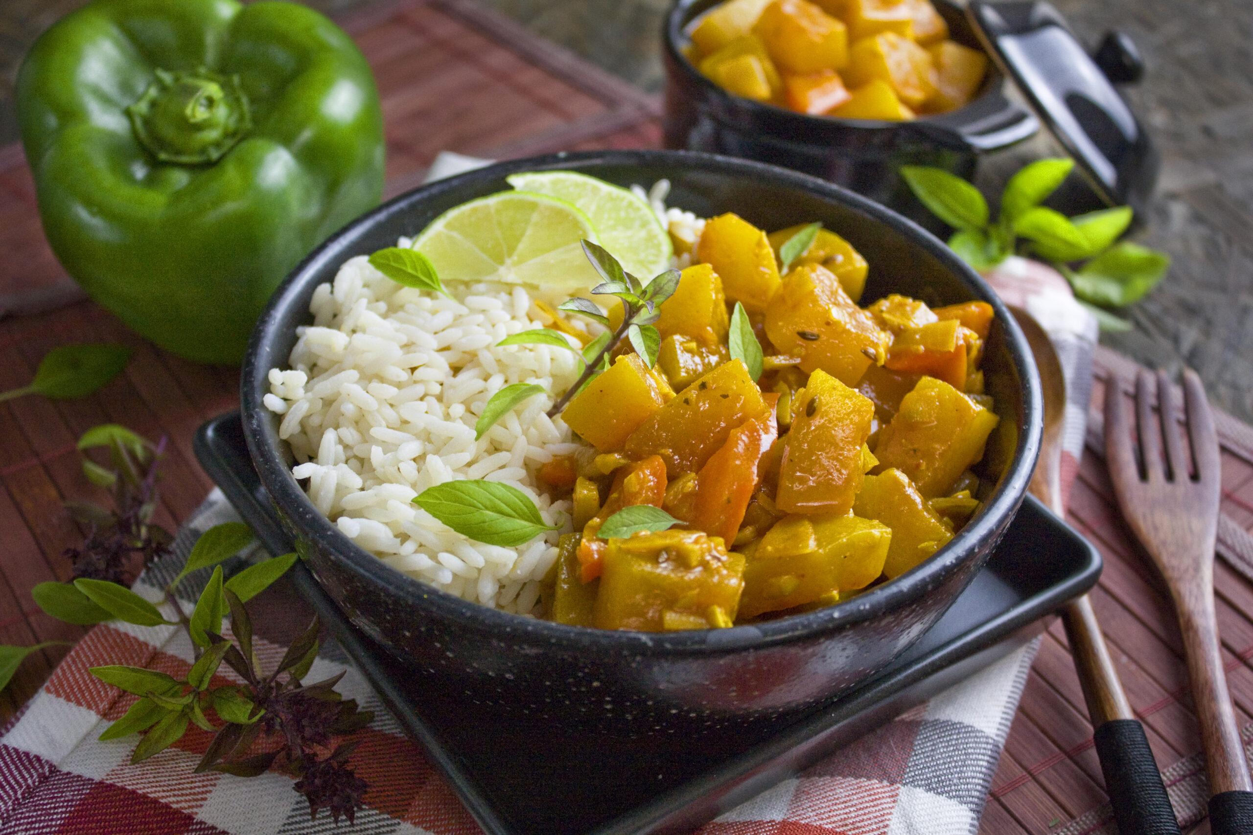 Ftuchtig! Melonenschalen-Curry | Frankenfood