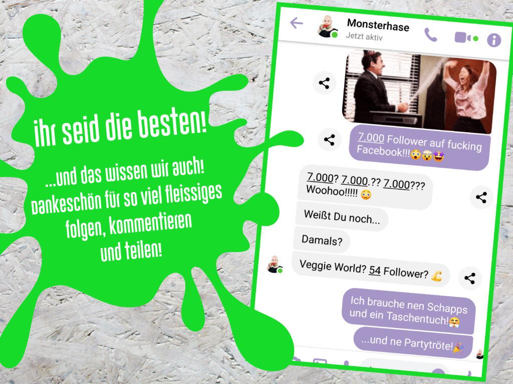 Rückblick zum Geburtstag – Social Media – Toastenstein