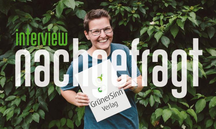 Nachgefragt - Interview - Veganverlag | Toastenstein