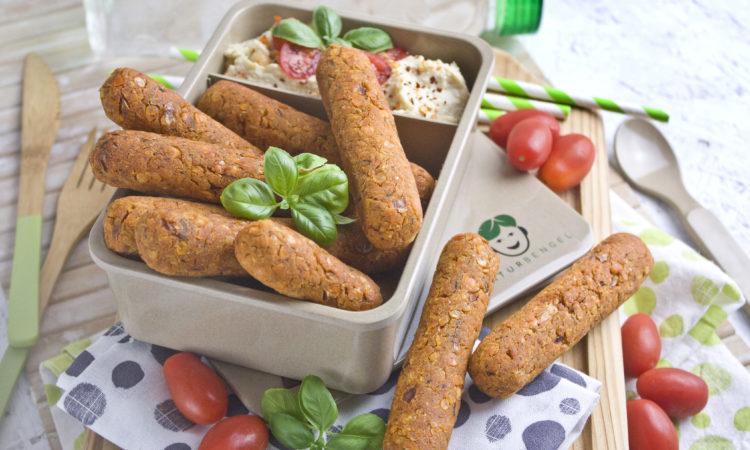 Linsen-Polenta-Sticks aus dem Ofen | Toastenstein