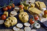 Kichererbsen-Cheddar – Käse des Todes!
