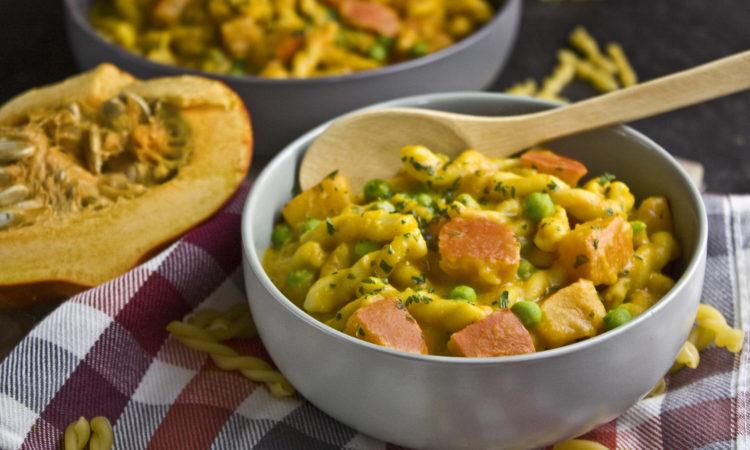 Kürbis -Hummus-Topf | Toastenstein