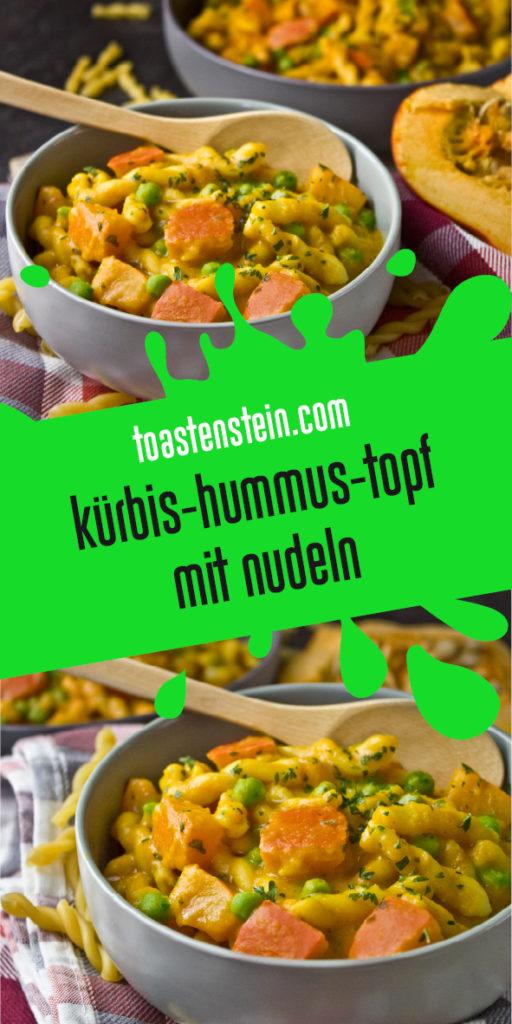 Kürbis-Hummus-Topf | Toastenstein