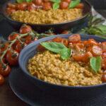 Gefüllte Dinkel-Zucchini – Frisch aus dem Ofen!