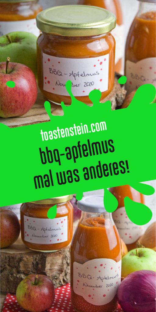 BBQ-Apfelmus [Frankenfood] | Toastenstein