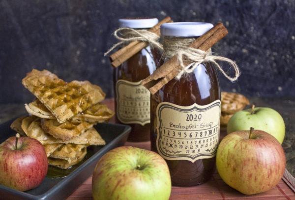 Bratapfel-Sirup – Geschenke aus der Küche | Toastenstein