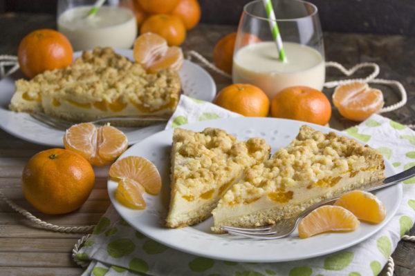 Mandarinen-Quark-Kuchen | Toastenstein