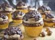 Nussige Rocher-Cupcakes | Toastenstein
