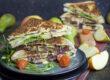 Apfel-Birnen-Grilled Cheese | Toastenstein