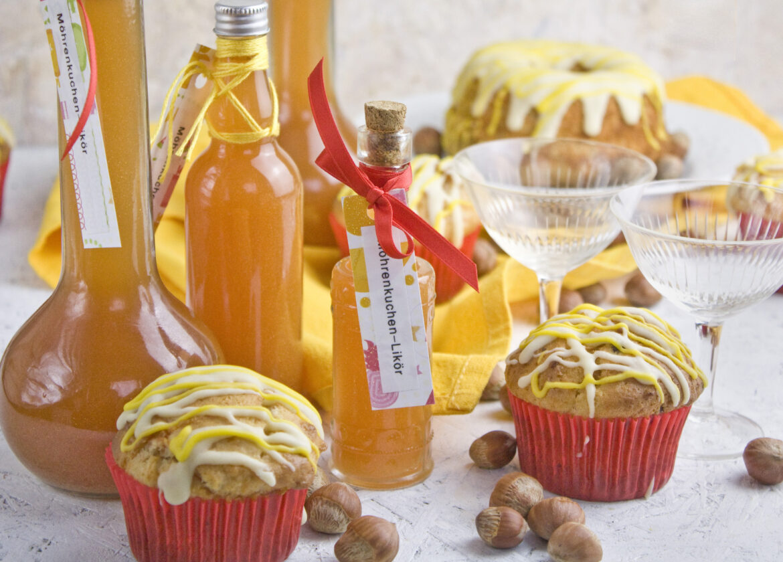 Möhrenkuchen-Likör | Toastenstein