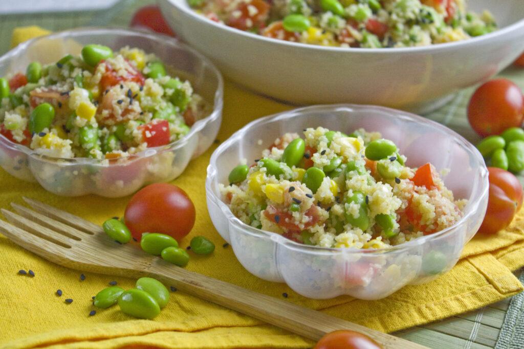 Mukimame-Bulgur-Salat | Toastenstein