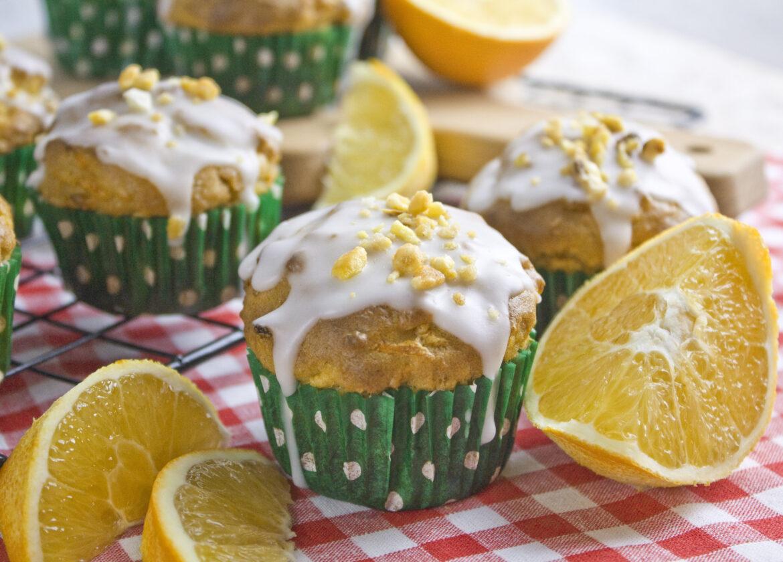 Orangen-Karotten-Muffins   Toastenstein