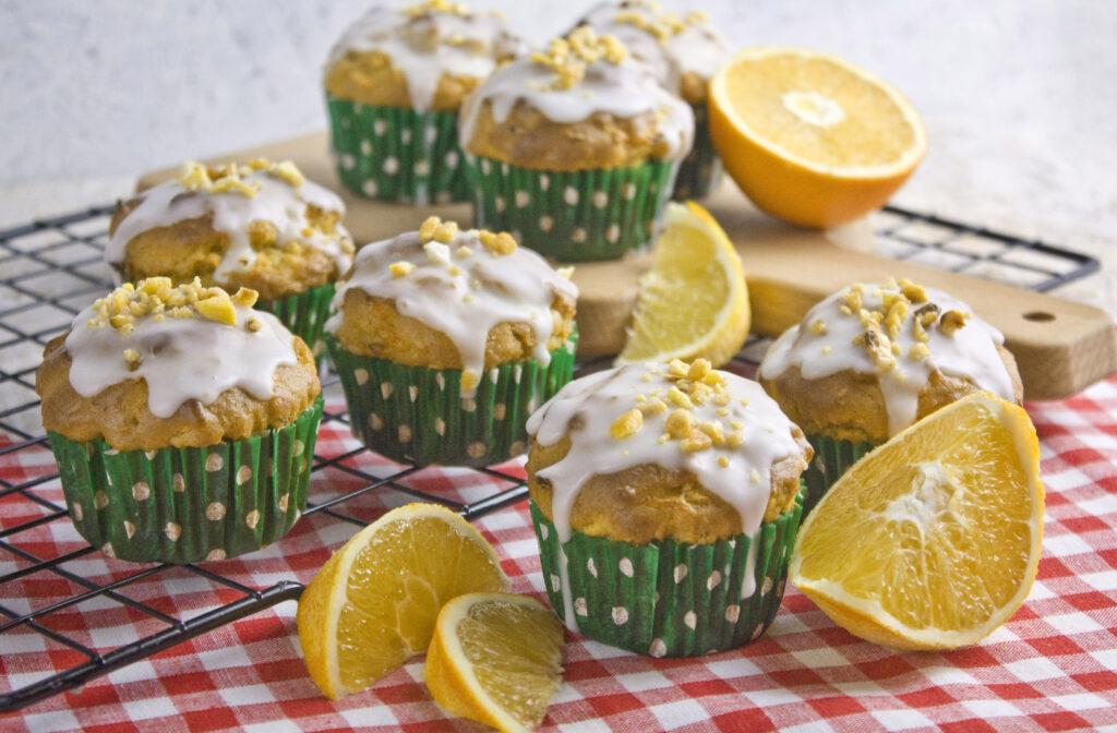 Orangen-Karotten-Muffins | Toastenstein
