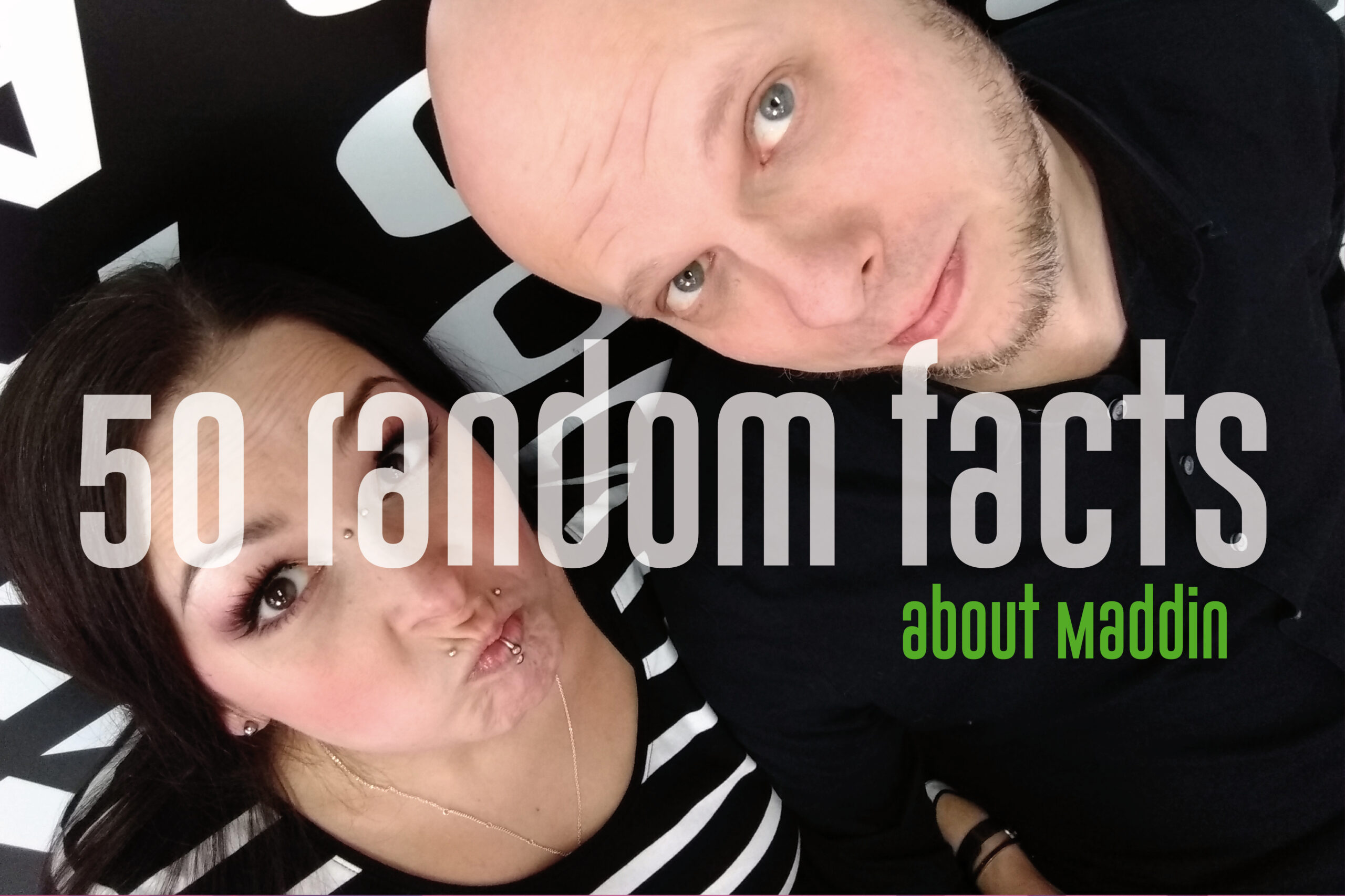 50 Fakten über Maddin