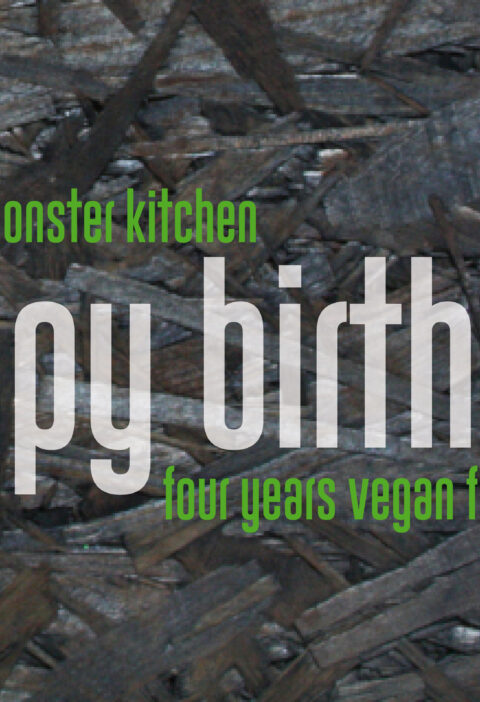 Toastenstein- vierter Geburtstag