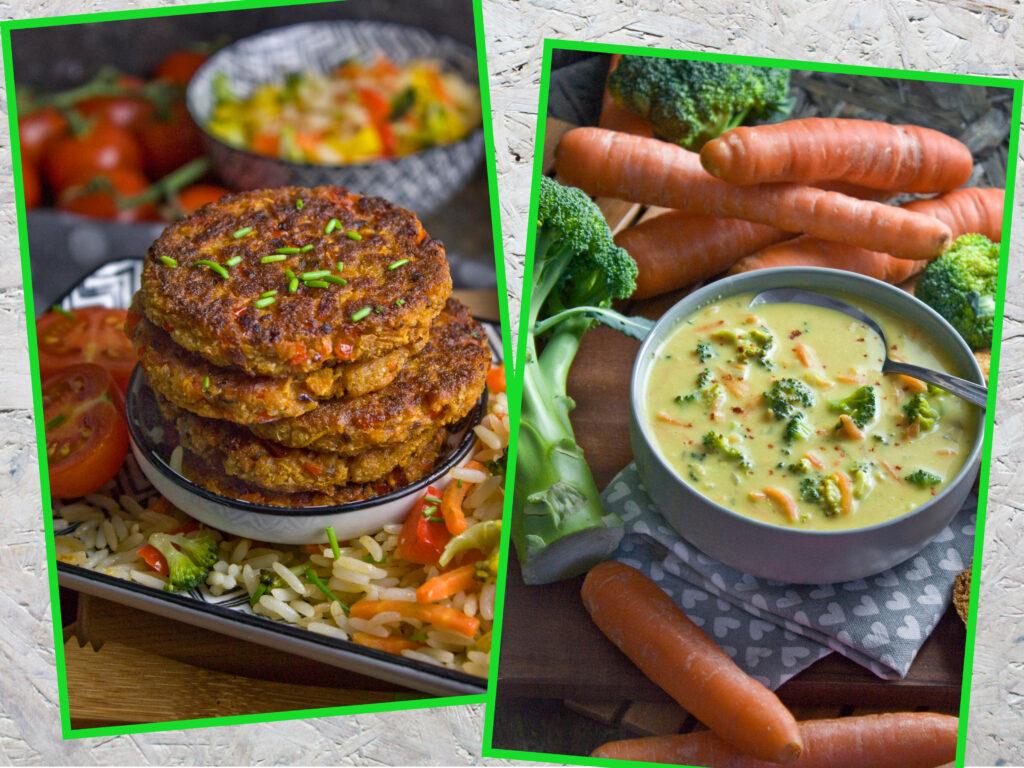 Toastensteins vierter Geburtstag - Bratline - Suppe