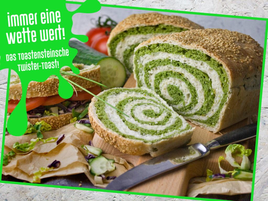 Toastensteins vierter Bloggeburtstag - Pommessauce - Toast