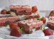 Aus Alt mach Neu! – Sommerliche Erdbeer-Donauwelle
