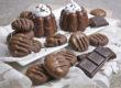 Schokoladige Pudding-Kekse