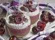 Schwarzwälderkirsch-Chia-Pudding